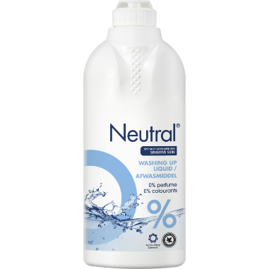 Neutral  Afwasmiddel Parfumvrij 500 ml